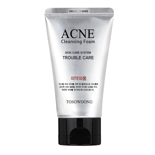 TOSOWOONG_Acne_Cleansing_Foam_100ml