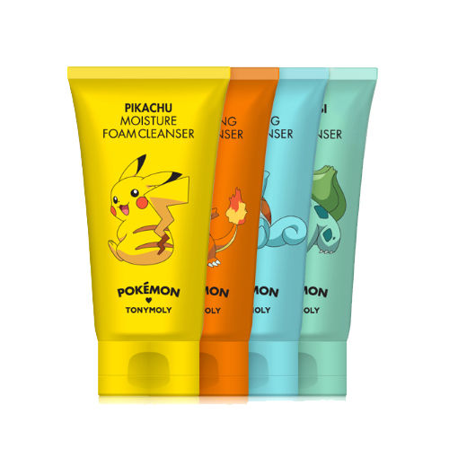 TONYMOLY_Pokemon_Foam_Cleanser_150ml