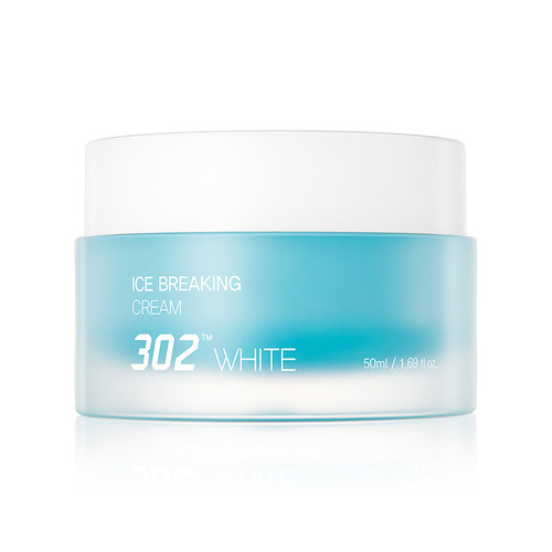 302WHITE Ice Breaking Cream 50ml