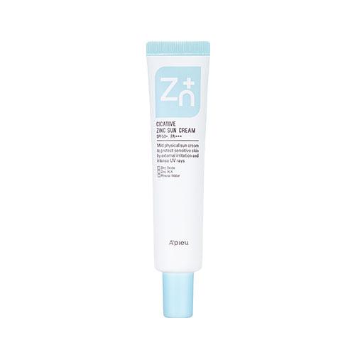 A'PIEU Cicative Zinc Sun Cream SPF50+ PA+++