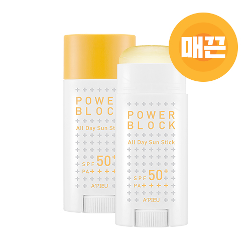 A'PIEU_Power_Block_All_Day_Sun_Stick_SPF50+_PA++++_15g