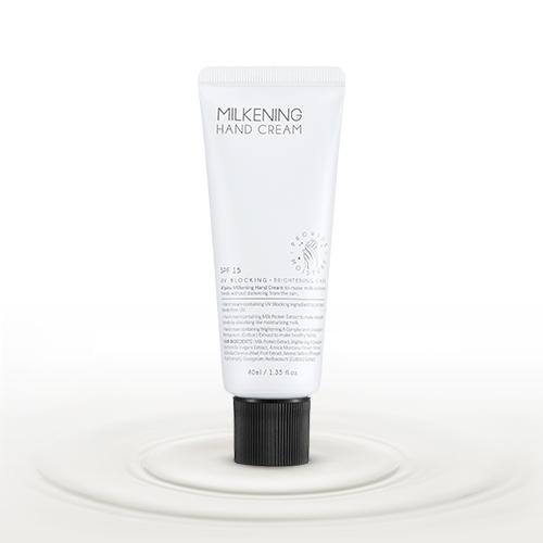 A'PIEU Milkening Hand Cream SPF15 Brightening
