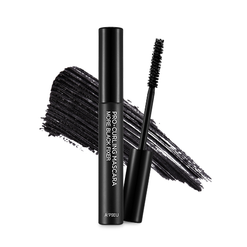 A'PIEU Pro-Curling More Black Fixer Mascara