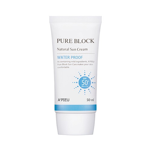 APIEU_Pure_Block_Natural_Water_Proof_Sun_Cream_50ml