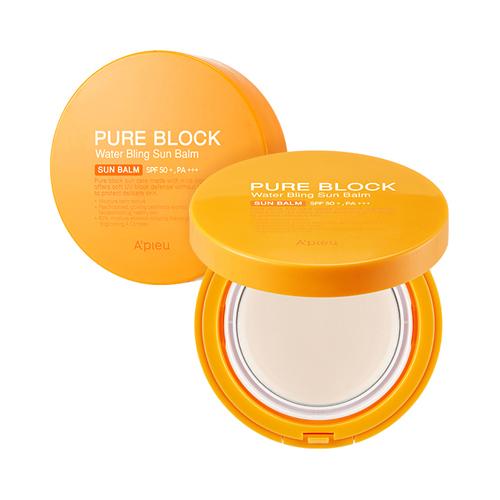 A'PIEU Pure Block Water Bling Sun Balm SPF50+ PA+++
