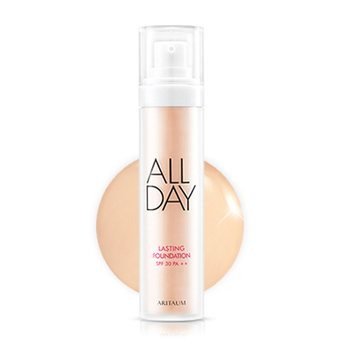 ARITAUM All Day Lasting Foundation 40ml