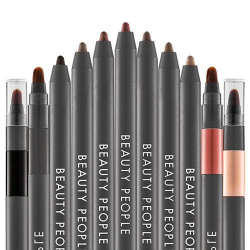 BEAUTY PEOPLE First Highliner Brush Unit Pencil