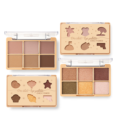 CHICA Y CHICO One Shot Eye Palette