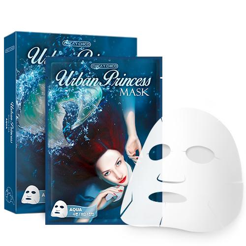 CHICA Y CHICO Urban Princess Mask Aqua
