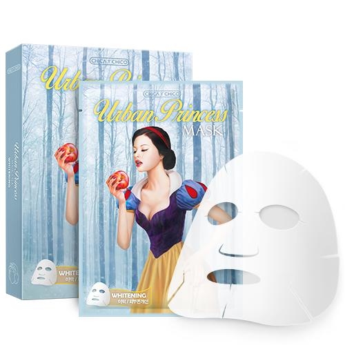 CHICA Y CHICO Urban Princess Mask Whitening