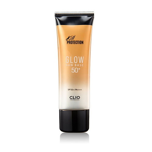 CLIO Kill Protection Sun Base Glow SPF50+ PA++++