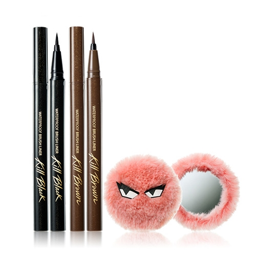 CLIO Super Sufur Waterproof Brush Liner