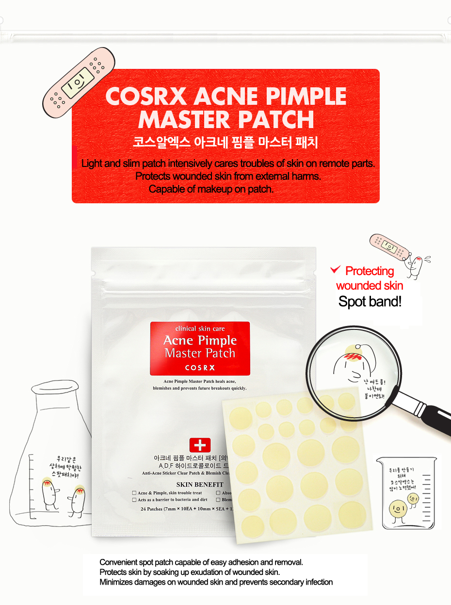 Image result for cosrx acne patch