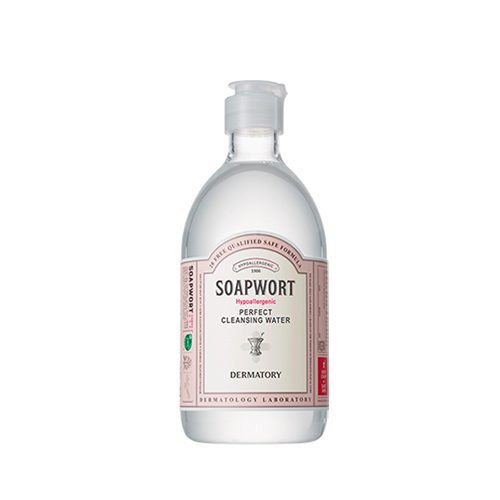 DERMATORY Hypoallergenic Perfect Cleansing Water
