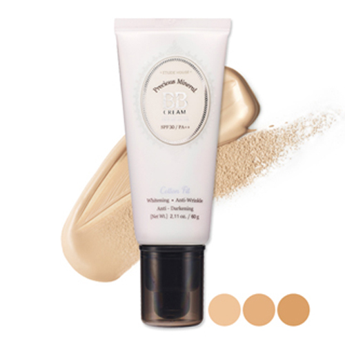 Etude house precious mineral bb cream cotton fit spf30 for Bb fit padova