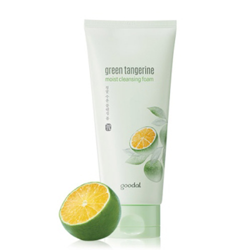goodal_GREEN_TANGERINE_CLEANSING_FOAM_170ml