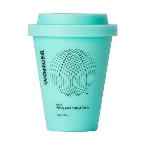 Haruharu Wonder Honey Green Aqua Bomb Cream