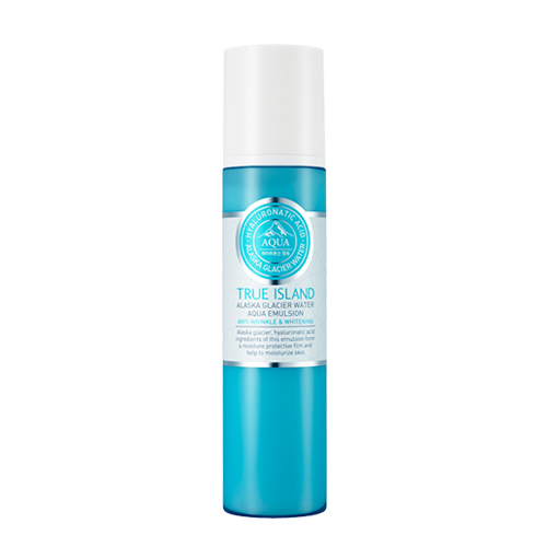 Hope Girl TRUE ISLAND ALASKA GLACIER WATER AQUA EMULSION