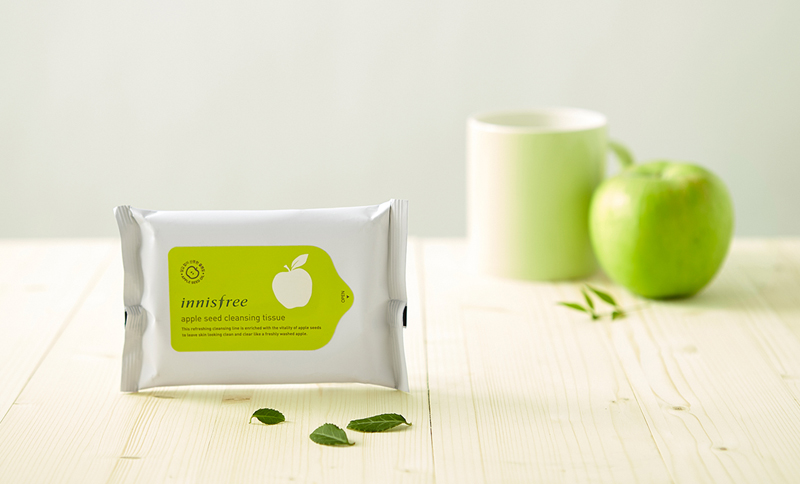 Image result for Apple Seed Cleansing Tissue