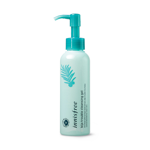Innisfree_Bija_Trouble_Cleansing_Gel_150ml