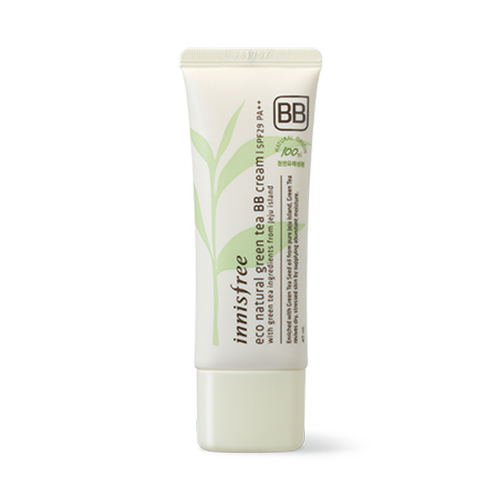 Innisfree Eco Natural Green Tea BB Cream
