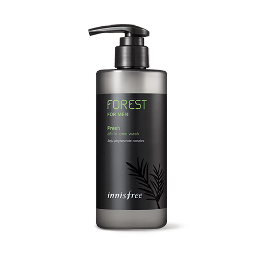 Innisfree Forest For Men Fresh All In One Wash