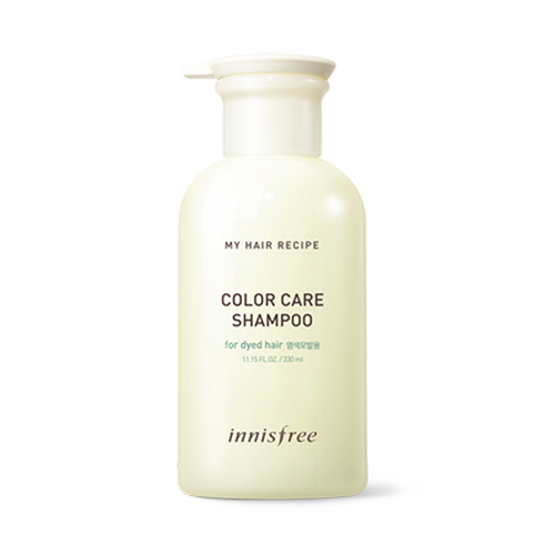 Innisfree My Hair Recipe Color Care Shampoo