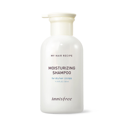Innisfree My Hair Recipe Moisturizing Shampoo