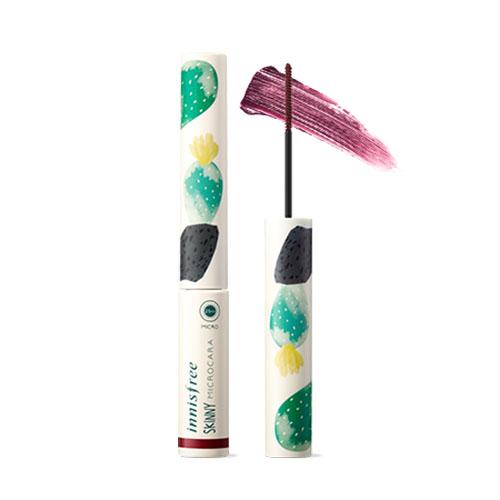 innisfree 2018 Jeju Color Picker Skinny Microcara