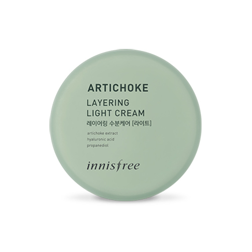 innisfree Artichoke Layering Light Cream