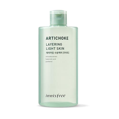 innisfree Artichoke Layering Light Skin