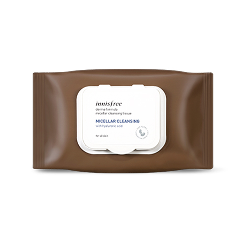 innisfree Derma Formula Micellar Cleansing Tissue