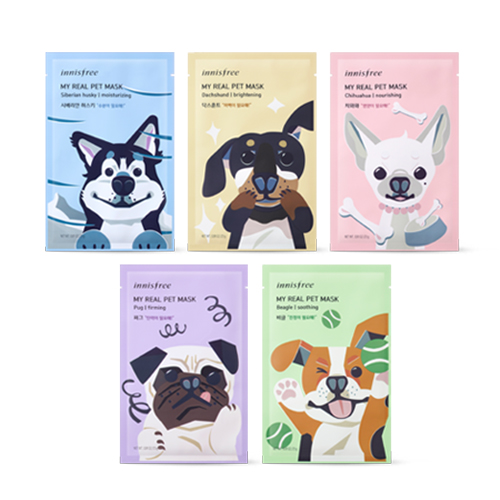 innisfree My Real Pet Mask