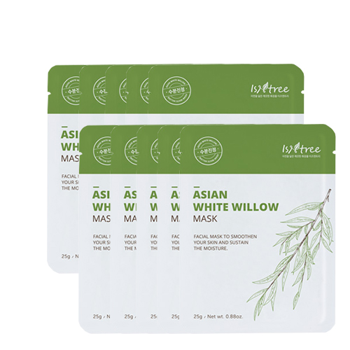 Isntree Asian White Willow Mask