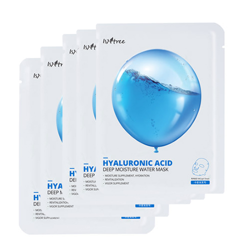 Isntree Hyaluronic Acid Deep Moisture Water Mask 20g