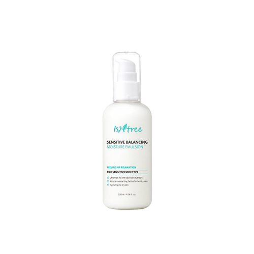 Isntree Sensitive Balancing Moisture lotion