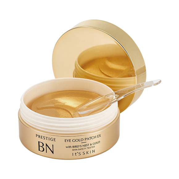 It's skin Prestige BN Eye Gold Patch EX 50ea (for 25 usage)