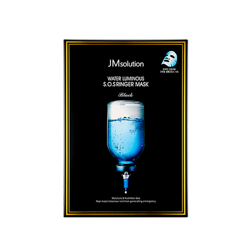 JM Solution Water Luminous S.O.S Ringer Mask