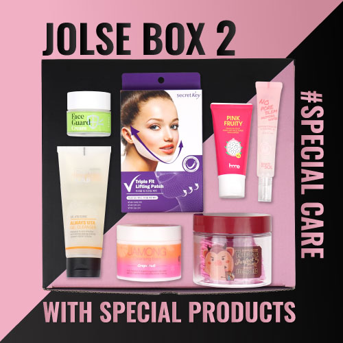 JOLSE BOX #Special Care