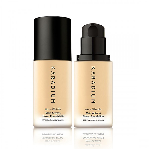 KARADIUM MAIN ACTRESS COVER FOUNDATION