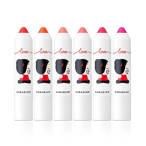 KARADIUM PUCCA LOVE EDITION MELTING CRAYON TINT STICK