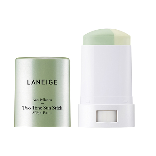 LANEIGE Anti-Pollution Two-Tone Sun Stick SPF 50+ PA++++