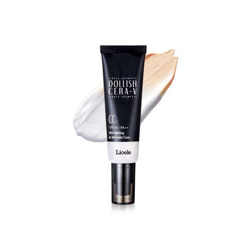 Lioele_Dollish_Cera-V_CC_Cream_SPF34_PA++_50ml