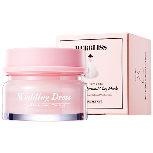 MERBLISS New Bride Ghassoul Clay Mask