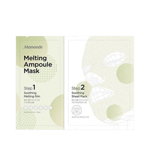 MAMONDE Melting Ampoule Mask Soothing