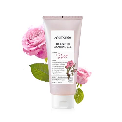 MAMONDE Rose Water Soothing Gel