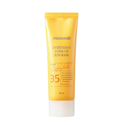 Mamonde Everyday Tone Up Sun Base