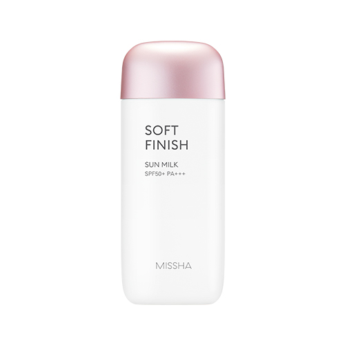 MISSHA All-around Safe Block Soft Finish Sun Milk SPF50+ PA+++