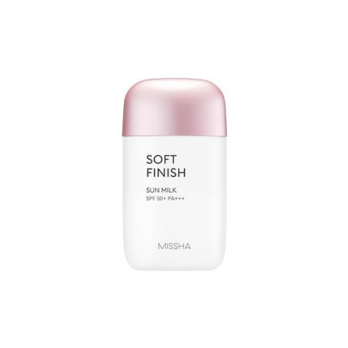 MISSHA All-around Safe Block Soft Finish Sun Milk SPF50+ PA+++