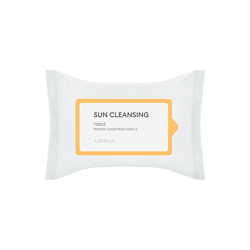 MISSHA All-around Safe Block Sun Cleansing Tissue